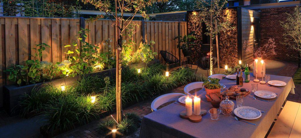 wensenlijstje voor de tuin: tuinverlichting van in-lite