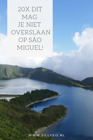 Travel: 20 activiteiten die je niet mag overslaan op São Miguel