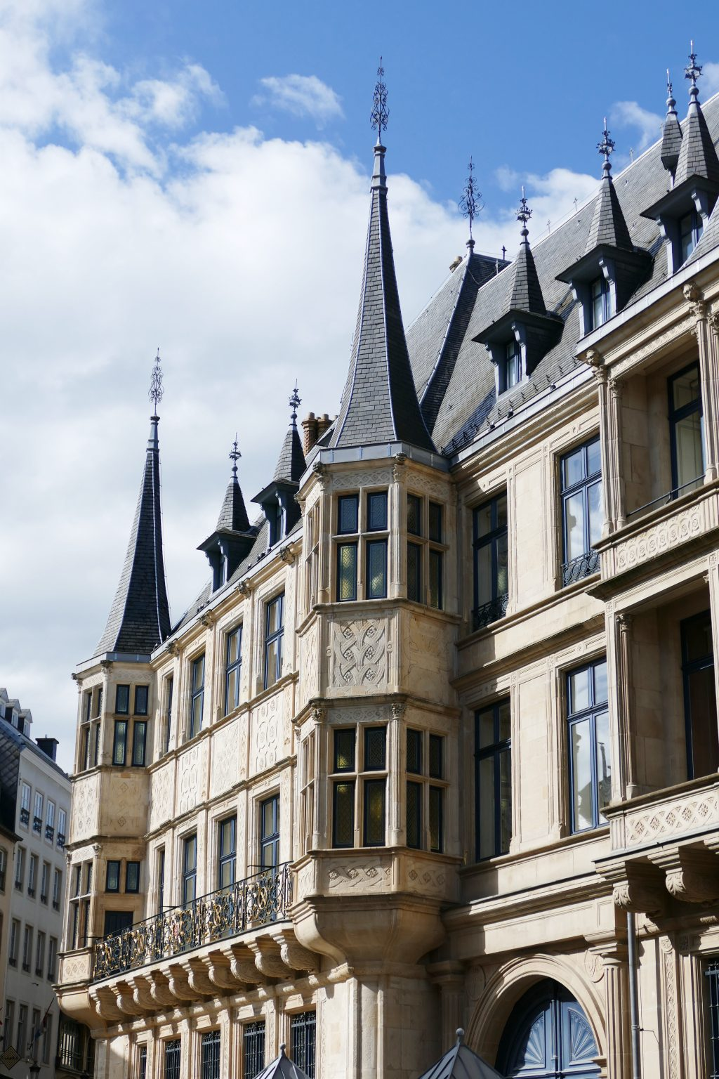 Grand Ducal Palace, Luxemburg Stad