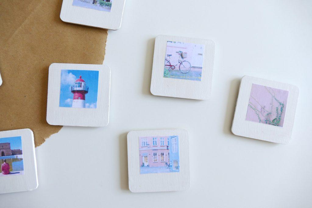 Polaroid magneten