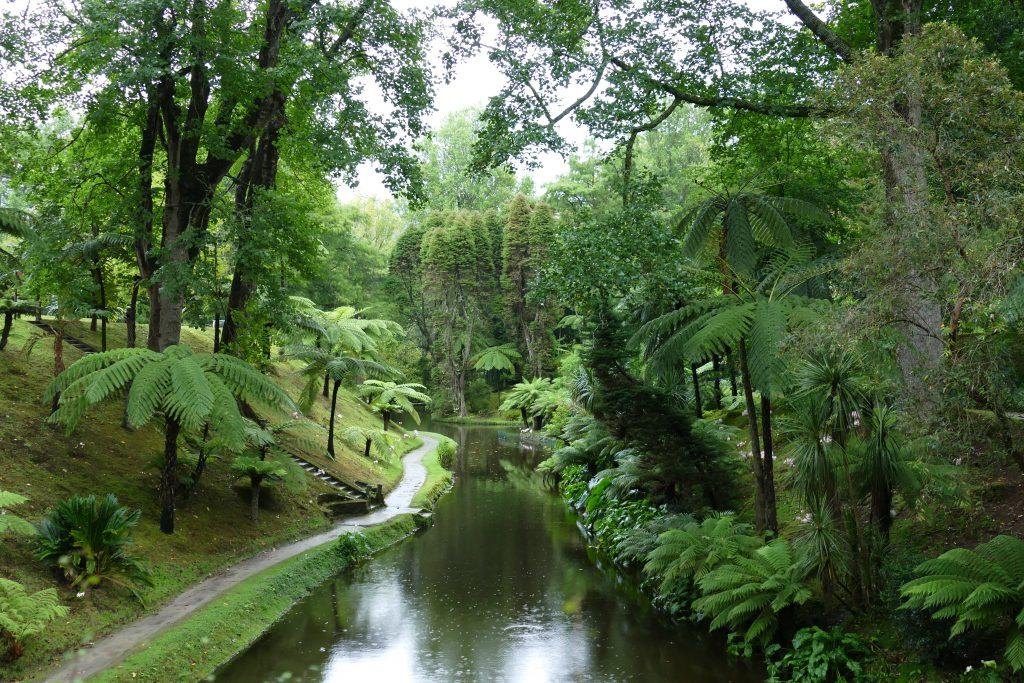 Ontdek Terra Nostra Park