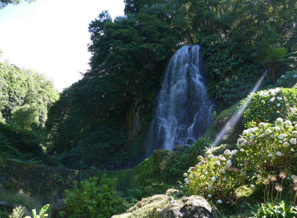Ga watervallen spotten