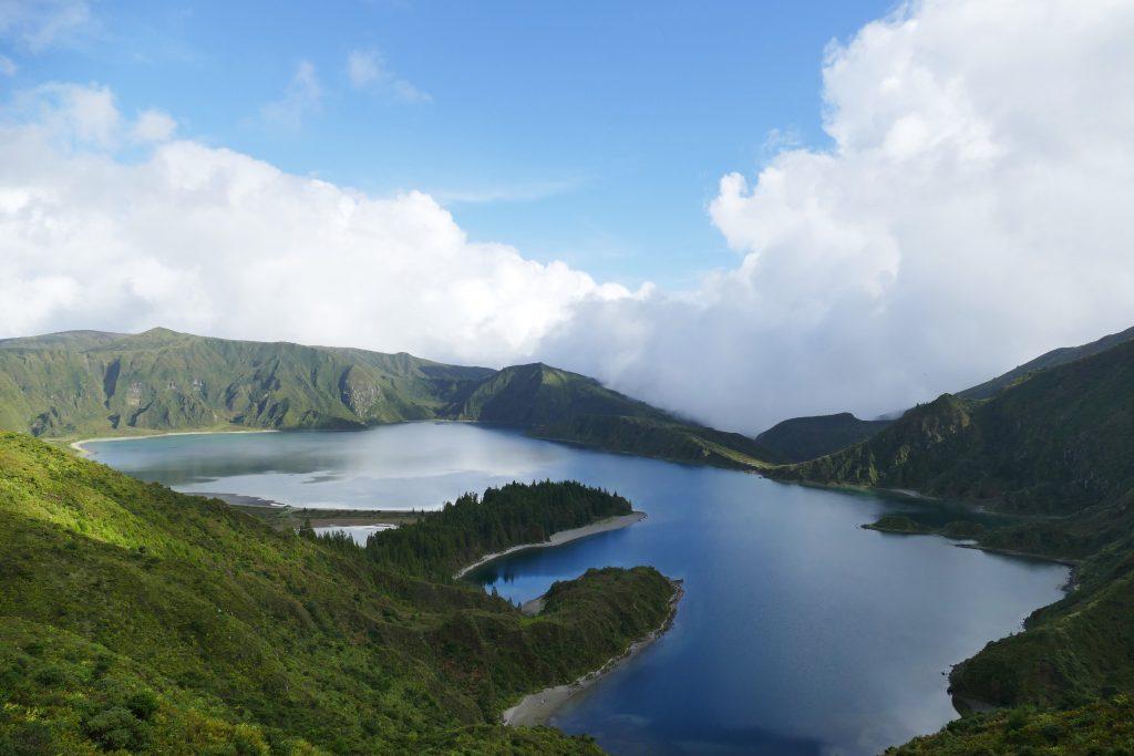 activiteiten die je niet mag overslaan op São Miguel: Maak de hike naar Lagoa do Fogo