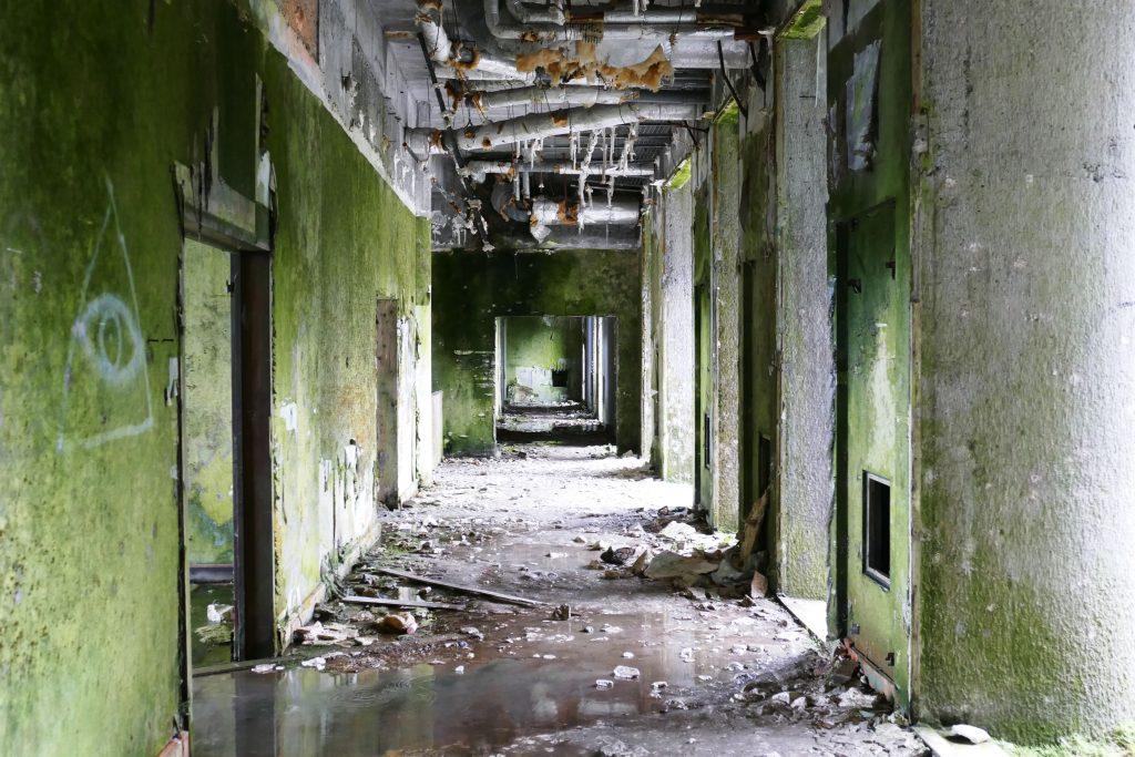 Bezoek een verlaten hotel: Monte Palace