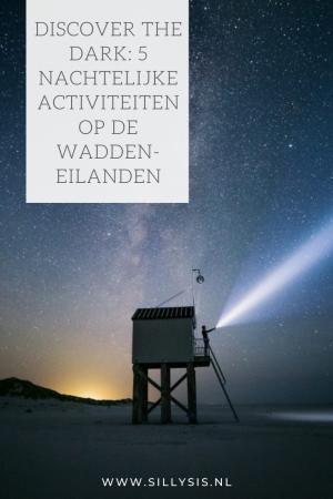 Discover the Dark: 5 nachtelijke activiteiten op de Waddeneilanden