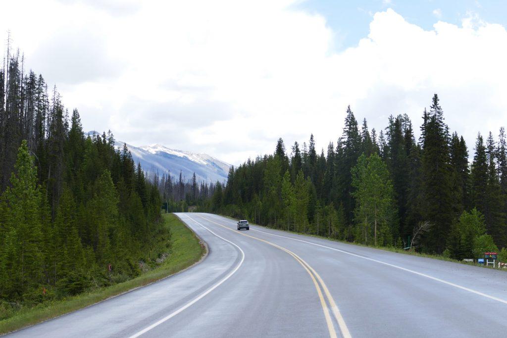 Kootenay National Park: Kootenay Highway