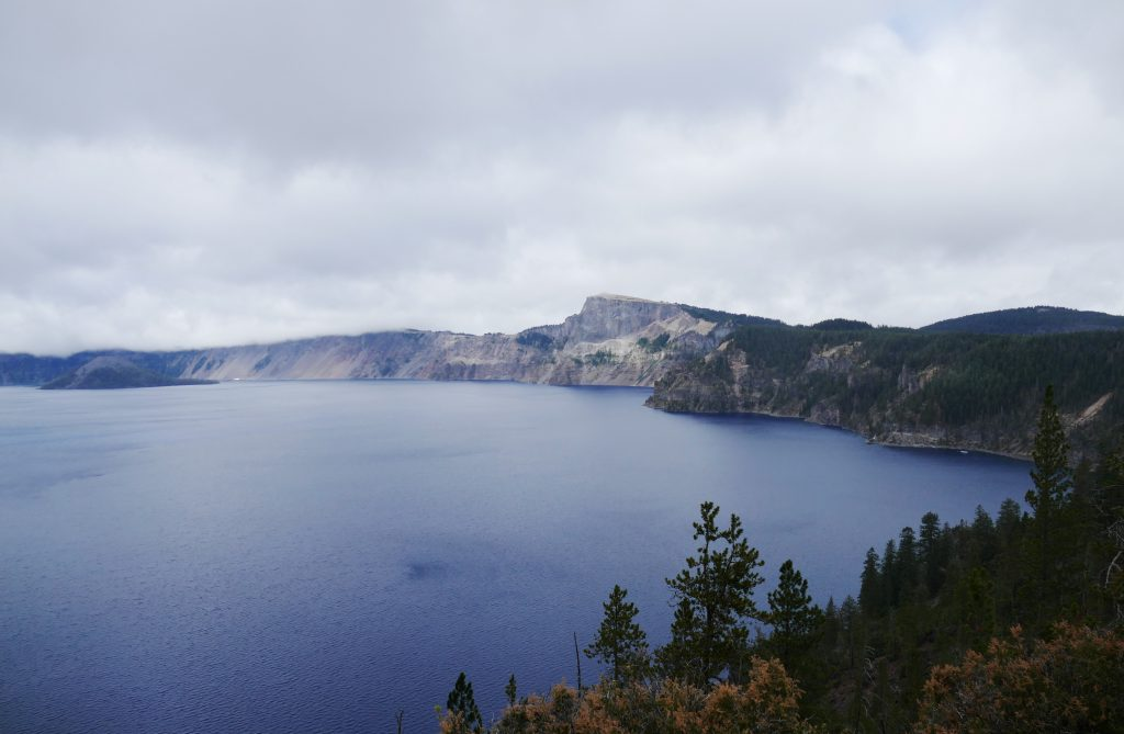 Pacific Northwest: Crater Lake National Park
