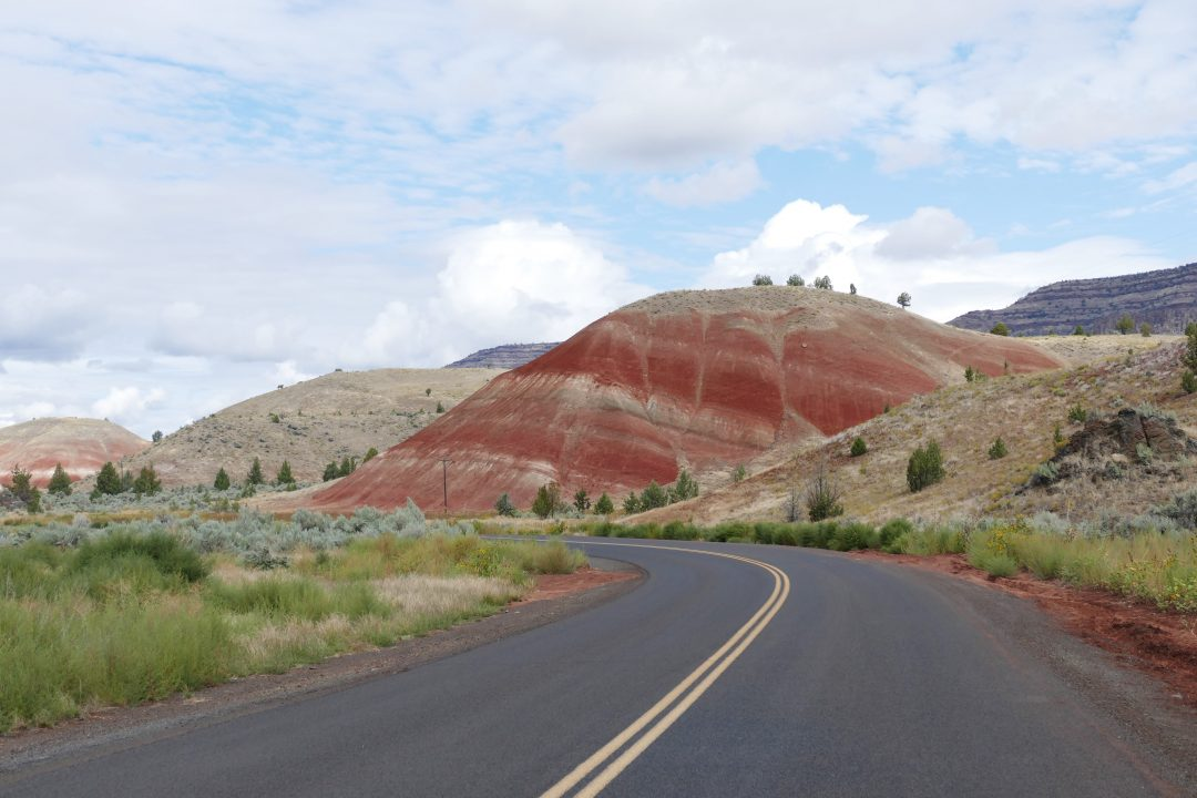 Pacific North West: Painted Hills