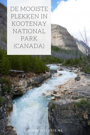 De mooiste plekken in Kootenay National Park (Canada)