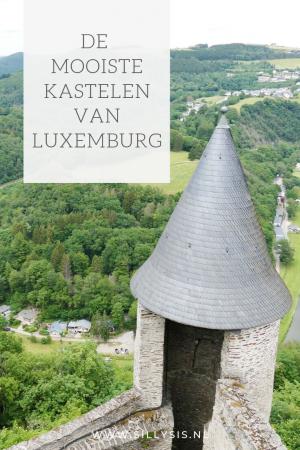 Kastelen van Luxemburg