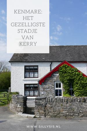 Kenmare: Het gezelligste stadje van Kerry