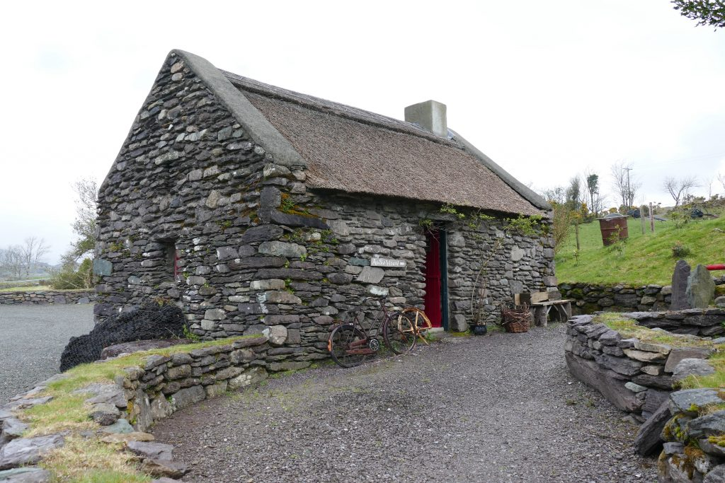 Kenmare: Molly Gallivan's Cottage & farm