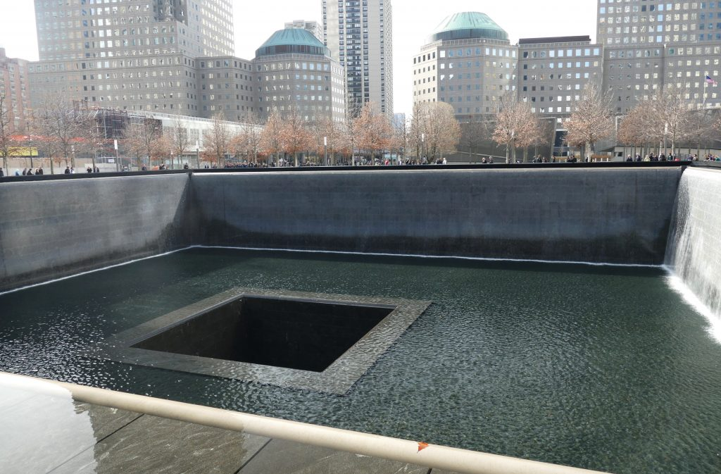 New York City: 9/11 Memorial