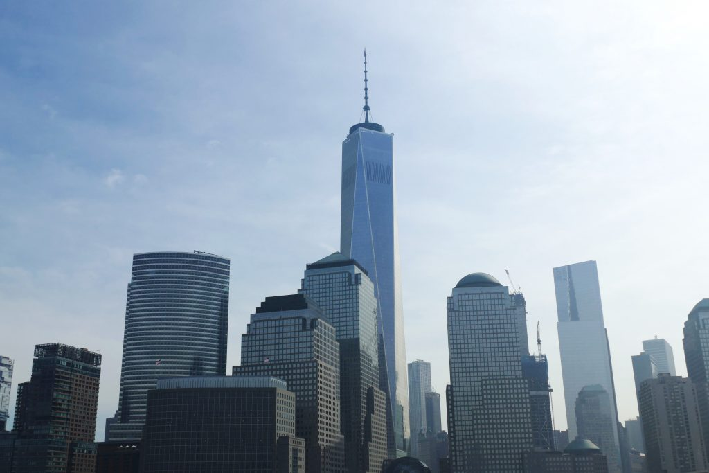 New York City: Freedom Tower