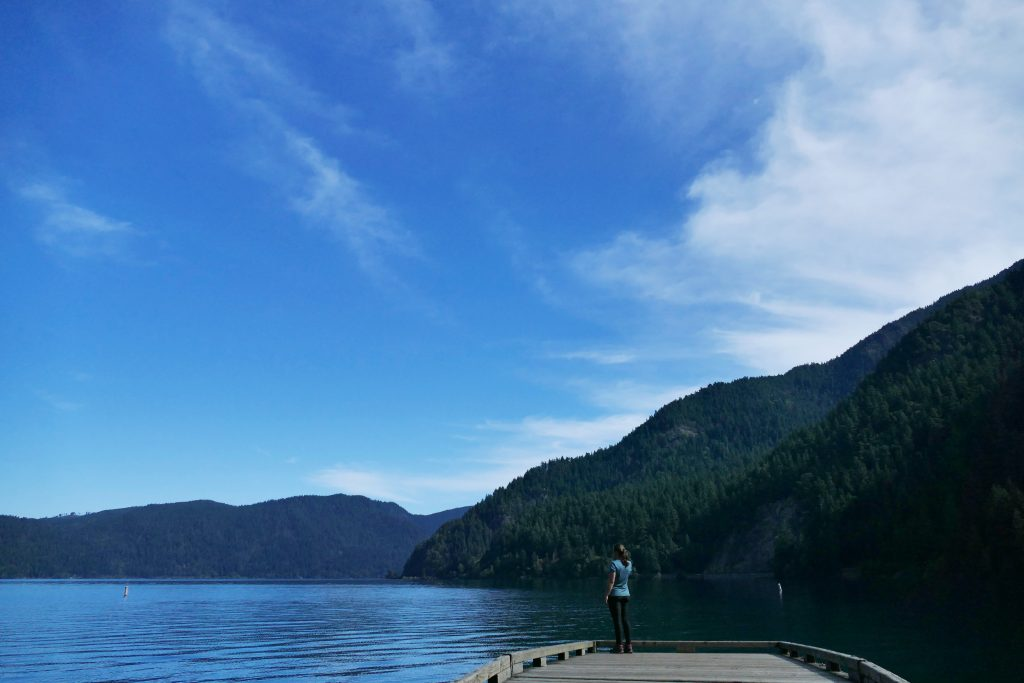Olympic National Park: Lake Crescent