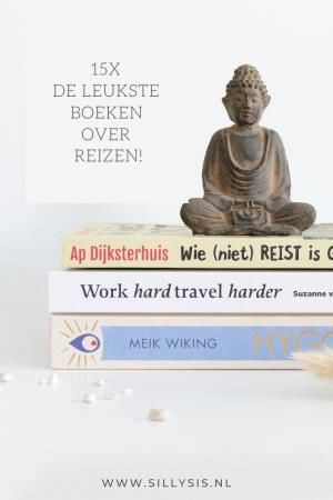 15x de leukste boeken over reizen