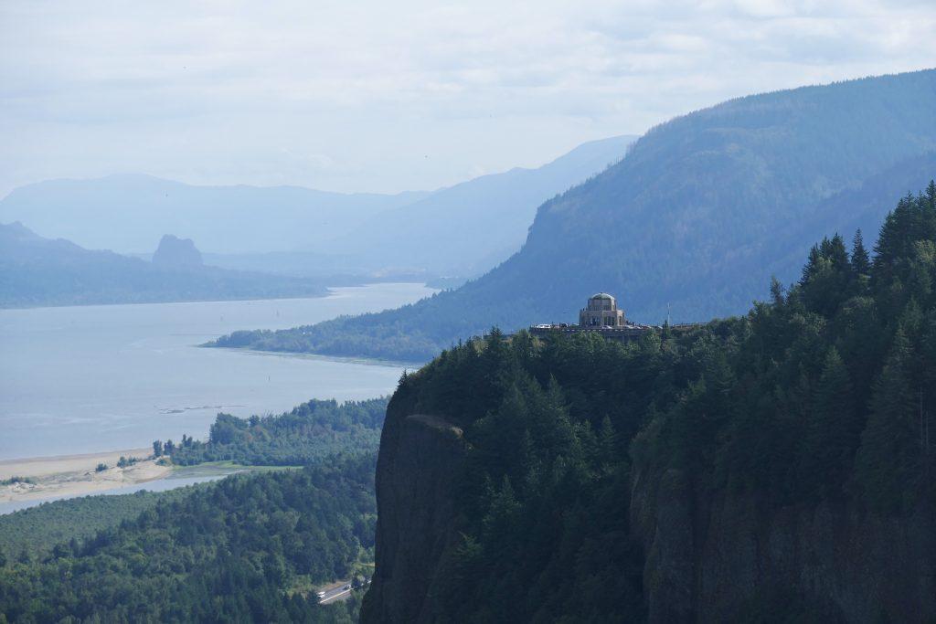 De 7 wonderen van Oregon: The Columbia River Gorge
