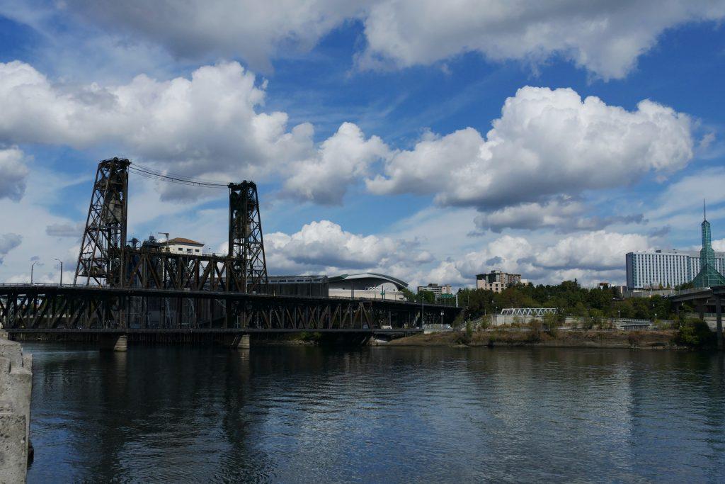 Portland: Steel Bridge