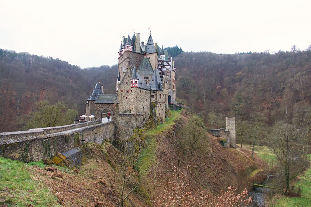 doen in de Moezelstreek: Burg elzt