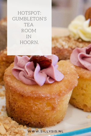 Hotspot: Gumbleton's Tea Room