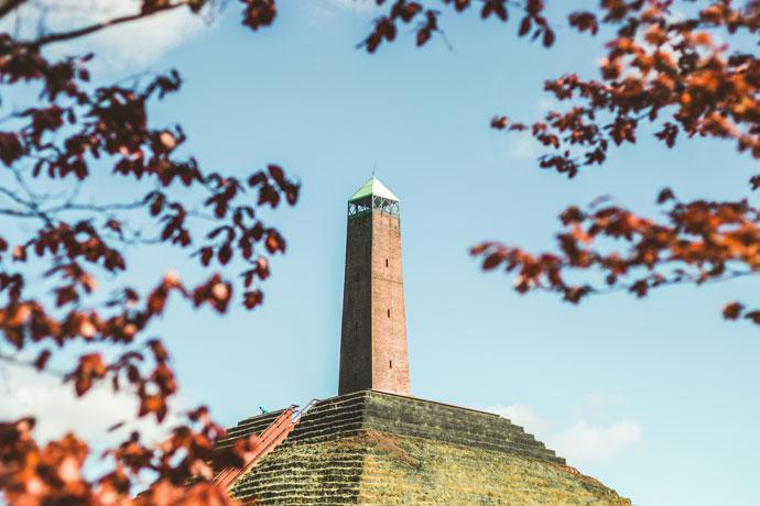 Mooie plekken in Nederland die ik nog wil bezoeken: Pyramide van Austerlitz