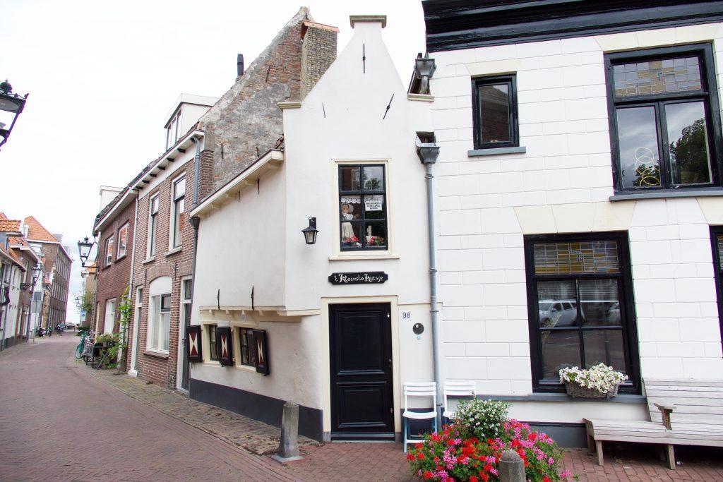 Het Kleinste huisje van Kampen