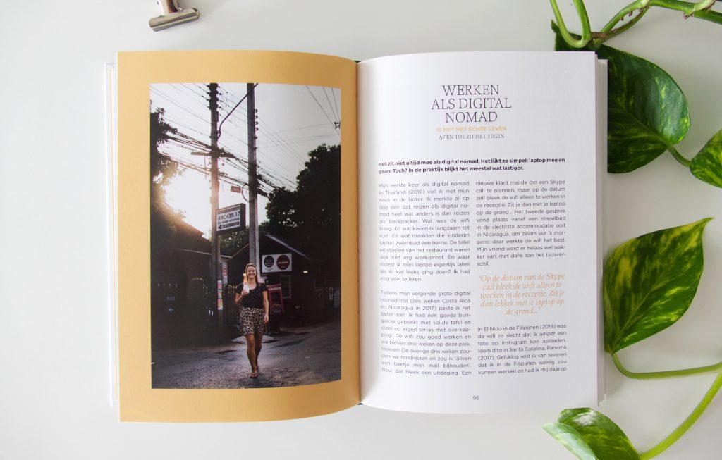 Boekreview: Work Hard Travel Harder | alles over Digital Nomads