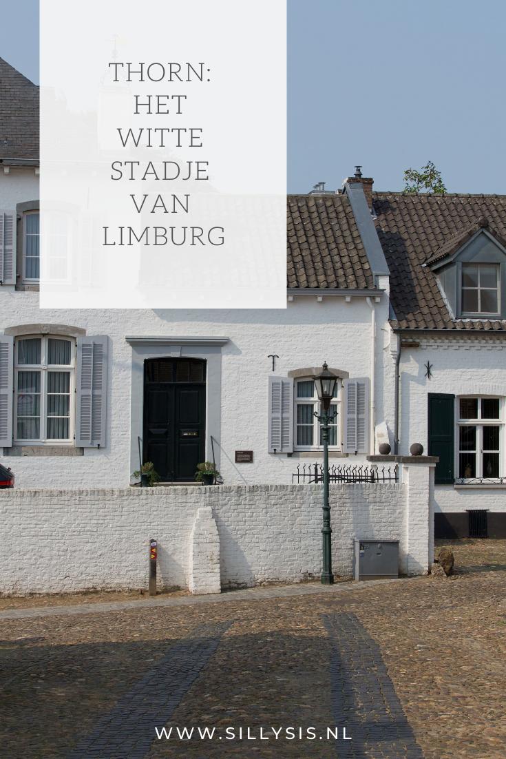 Thorn: het witte stadje van Limburg