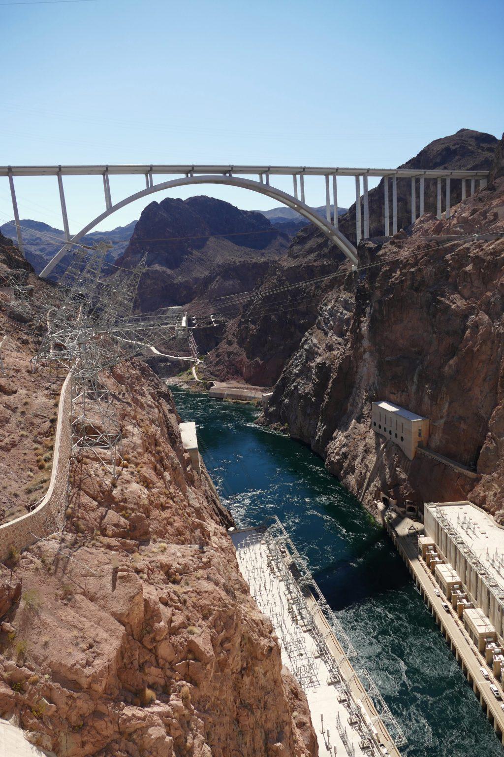 West-Amerika: 25x doen tijdens je roadtrip: de Hooverdam