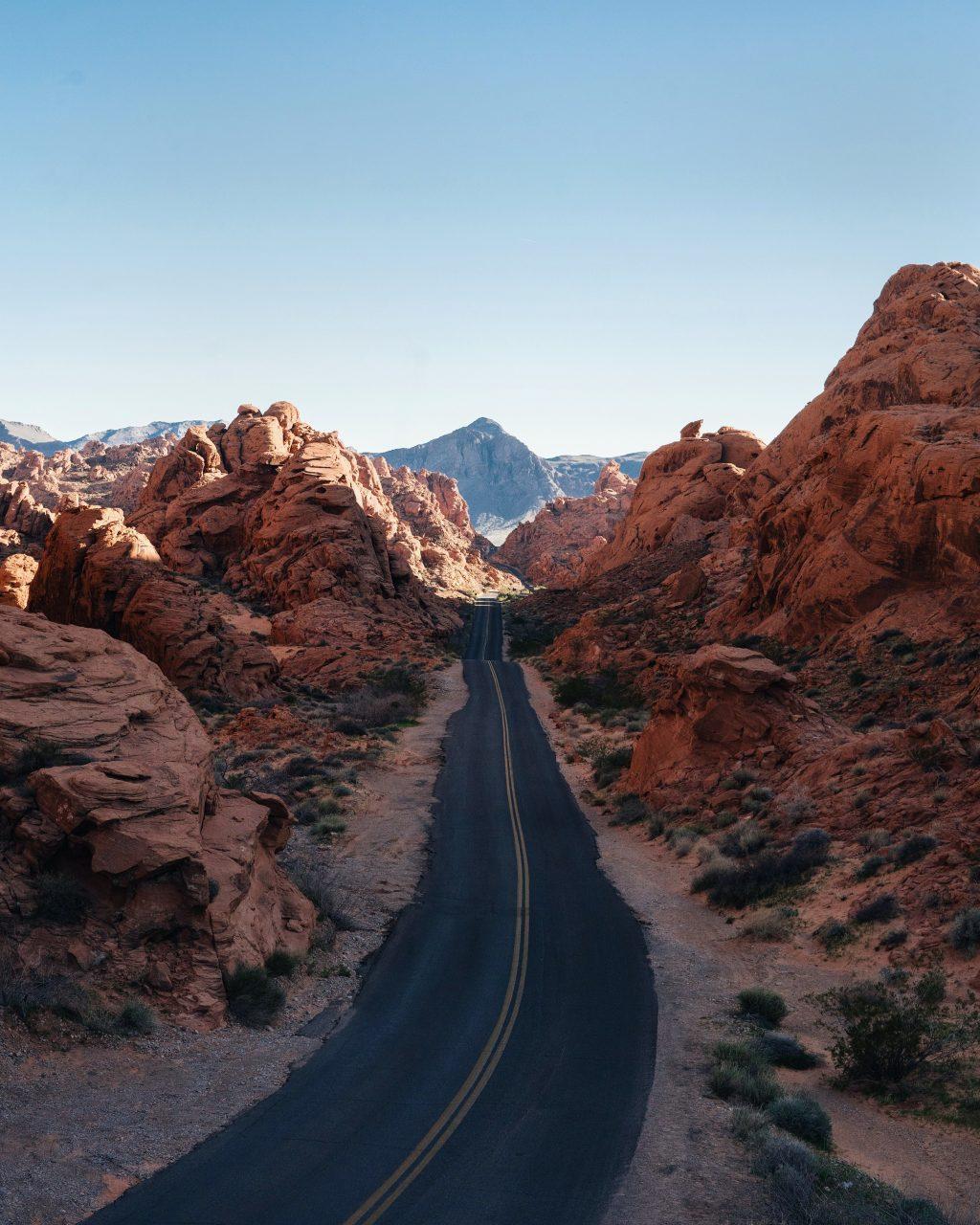 West-Amerika: 25x doen tijdens je roadtrip: Valley of Fire State Park
