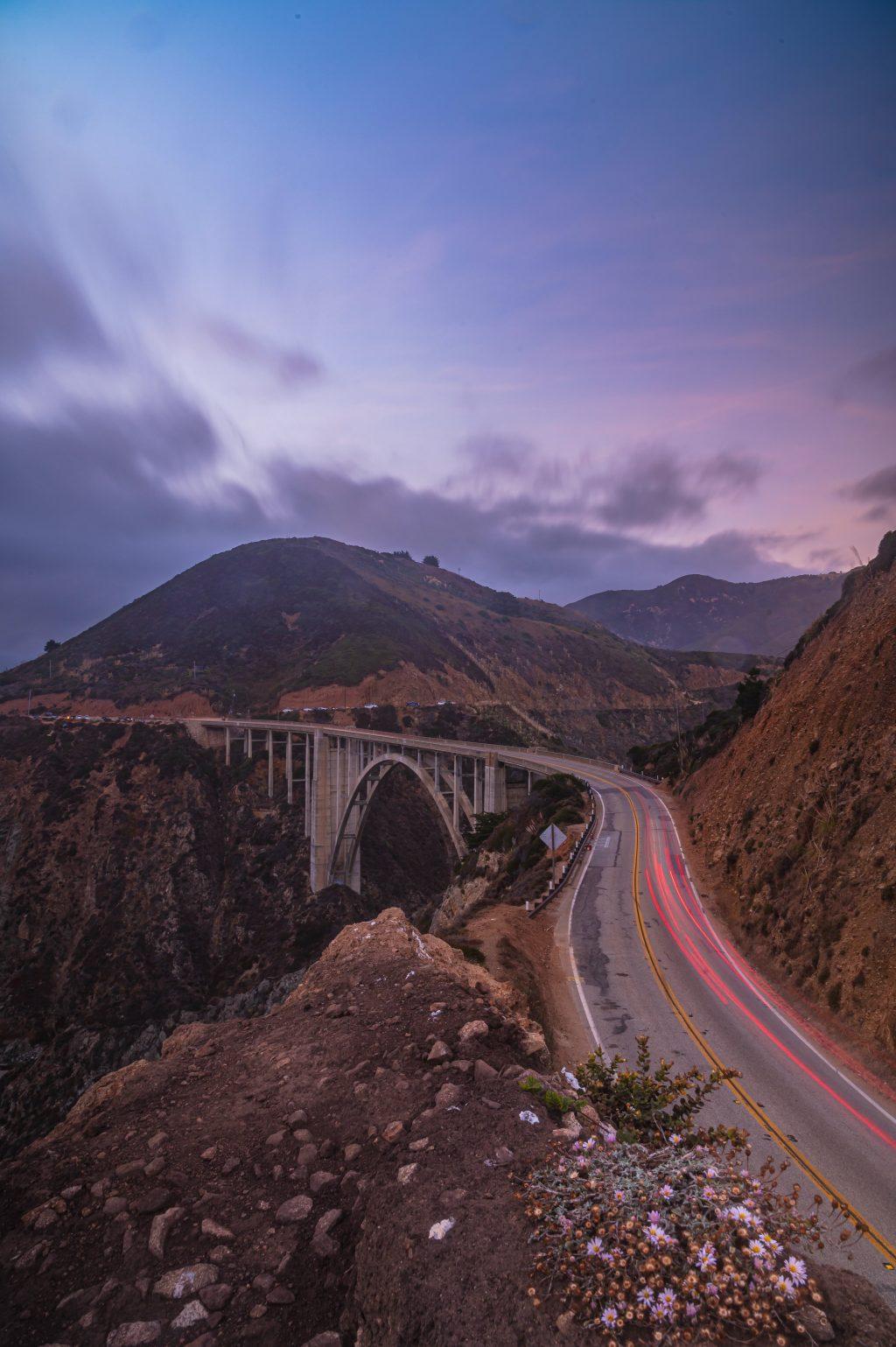 West-Amerika: 25x doen tijdens je roadtrip: Highway one/Bixby Bridge