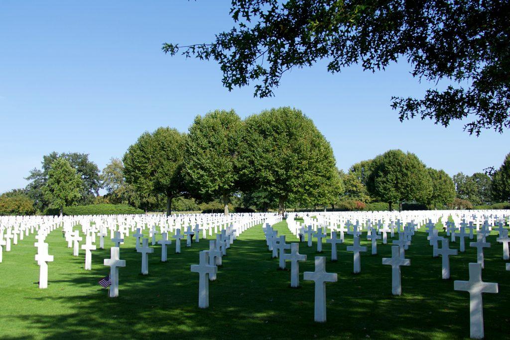 Oorlogsbegraafplaats Margraten