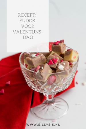Recept: Fudge voor valentijnsdag met ruby chocolade
