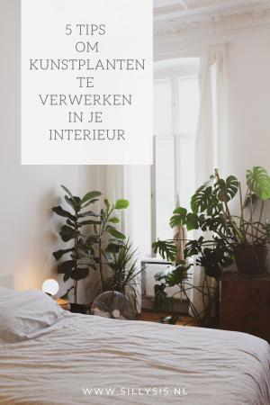 Kunstplanten: 5 tips om kunstplanten te verwerken in je interieur