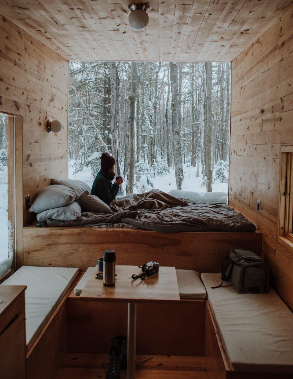 Een huisje in de natuur   4x de leukste vakantiehuisjes