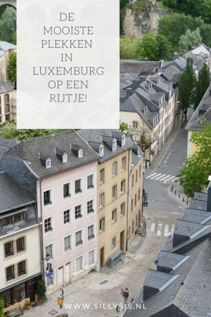 de mooiste plekken in Luxemburg