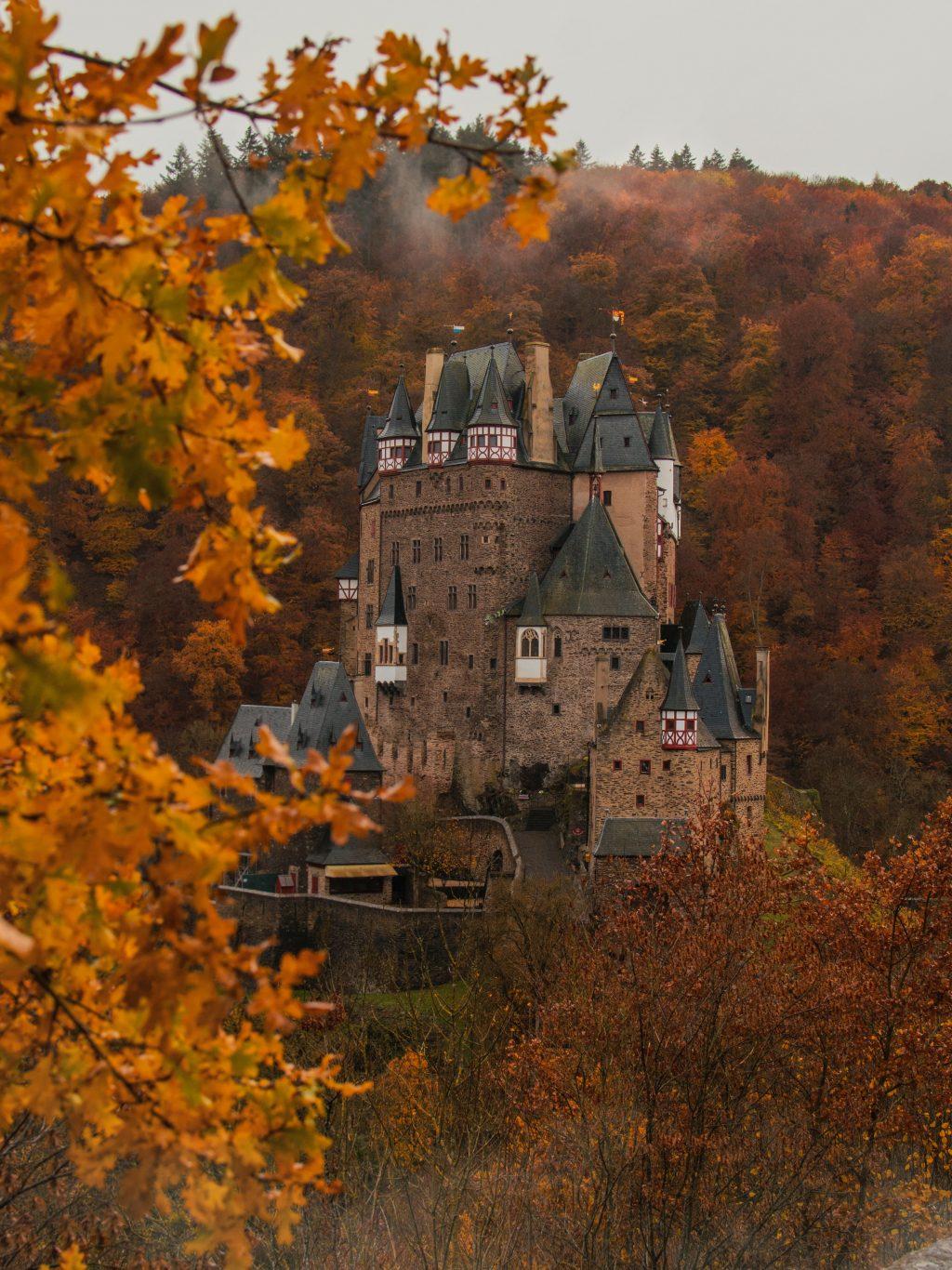 11x de mooiste kastelen van Duitsland